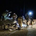 Возле поселка Ключевой в ДТП погиб водитель иномарки