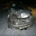 В ДТП под Карпинском пострадал пассажир из Кытлыма