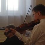Ученики музыкальной школы показали свои способности и умения