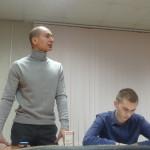 Игорь Первухин дал советы по работе в молодежной думе