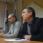 Начал первое заседание Александр Аскаров