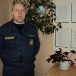 В Карпинске наградили пожарных и спасателей