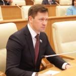 Сергей Семеновых поздравляет карпинцев с Новым годом