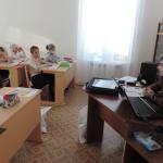 Православный детско-юношеский клуб создан при Приходе храма в Кытлыме