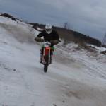 Карпинцы стали призерами в мотокроссе