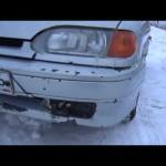 В ДТП у Карпинска травмирован мужчина, сидевший на дороге