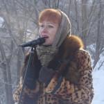 Марина Солодянкина эмоционально пела о не вернувшемся солдате
