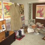 В Карпинском музее открыли выставку-инсталляцию в память о Сталинградской битве