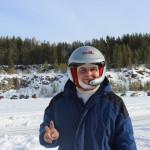 Карпинец стал победителем автогонок в Серове