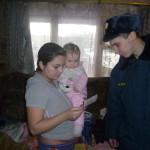 В Карпинске прошла акция «Сохрани жизнь себе и своему ребенку»