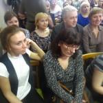 На слушания пришли работники бюджетных учреждений