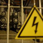 В Карпинске отключают электроэнергию