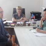 В Карпинске на прием по вопросам здравоохранения никто не пришел. Видео