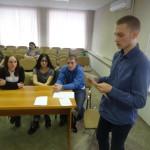 Влад Макаренков рассказывает про молодежной думе