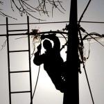 В Карпинске без света будут школа, магазины и много домов. Плановое отключение