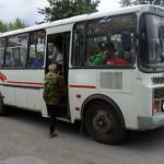 В Карпинске один автобусный маршрут отменен, по другому будет единственный рейс