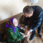 Эрна Вениаминовна Буршталлер