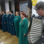"""Хор """"Русская песня"""" исполняет композицию """"Сын России"""""""