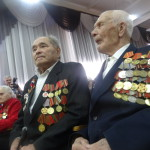 Ветеранов войны было сложно не заметить
