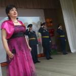 Праздничный вечер вела бессменная Анна Припорова