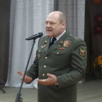 Военком Сергей Чекасин говорил особенно эмоционально