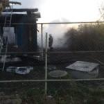При пожаре в Сухом Логу погибли 9 человек, в том числе пятеро детей