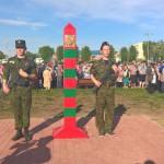 Пограничники установят в Карпинске мемориальную плиту:
