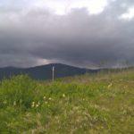 Погода в Карпинске: как Конжак - так снег или вот и лето прошло?
