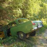 Женщина-водитель из Карпинска допустила ДТП. Ее пассажирка погибла