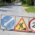 В Карпинске будет закрыто движение на участке улицы Северная
