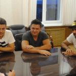 Побывавшие в Карпинске солисты рассказали, как пустить корни в шоу-бизнесе