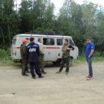 МЧС: Потерявшаяся в районе Жигаланских водопадов девочка нашлась