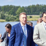 В Краснотурьинске побывал первый вице-премьер правительства страны. Вновь пообещал статус ТОРа