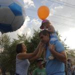 Порой для счастья нужен всего лишь воздушный шарик