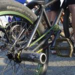 Для трюков райдеры используют специальные велосипеды