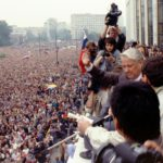 Блог. Евгений Маринушкин: «Я не мог усидеть дома и поехал к Белому дому»