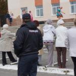 Патрульно-постовой службе, сотрудники которой несут охрану порядка на улицах Карпинска и Волчанска исполнилось 93 года
