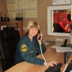 «Пожарная история» карпинского диспетчера Ирины Сажиной