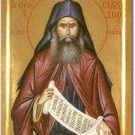 В Свердловскую область из Греции привозят мощи Силуана Афонского. Ему молятся о примирении