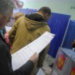 Результаты выборов депутатов Государственной Думы и Законодательного Собрания Свердловской области