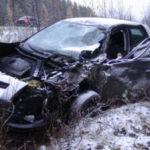 В ДТП под Серовом погиб сотрудник Росгвардии