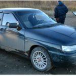 В Карпинске сотрудники полиции по «горячим следам» задержали подозреваемого в автоугоне