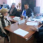 Депутат Госдумы Сергей Бидонько проведет первый прием избирателей. Пока только в Екатеринбурге