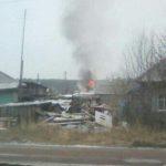 В Волчанске при пожаре погибли трое маленьких детей