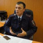 Новый начальник ГИБДД - о дорогах