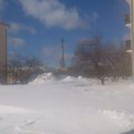 В Карпинске снег кружится, летает. Его прибавится в начале следующей недели