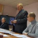 Лидер карпинских коммунистов поздравил земляков с годовщиной Октября