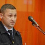 Экс-начальник отделения ГИБДД арестован за неповиновение полицейским
