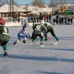 Карпинские хоккеисты участвуют в чемпионате области