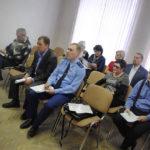 """На заседании присутствуют представители прокуратуры и выступающие. Фото: Александр Ярошук, """"Вечерний Карпинск"""""""